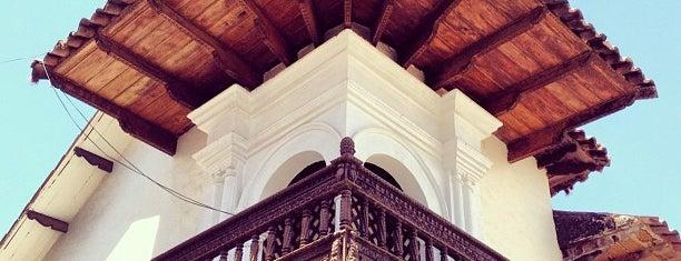 Museo De Arte Religioso is one of Perú 02.