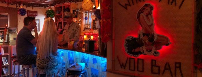 Wiki Waki Woo Tropical Bar & Lounge is one of Oahu.