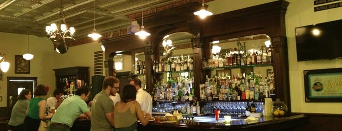 Glunz Tavern is one of Nightlife.