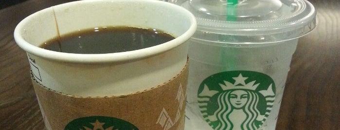 Starbucks is one of Tempat yang Disukai Linda.