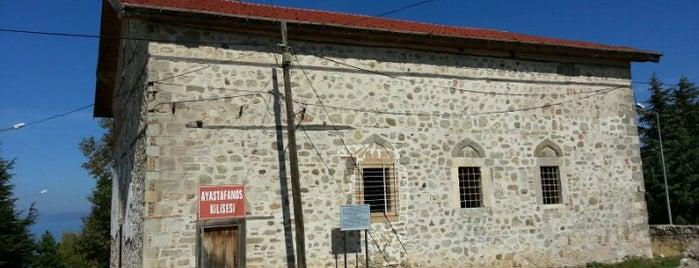 Aya Stafanos (Yeşilada) Kilisesi is one of Isparta | Spiritüel Merkezler.
