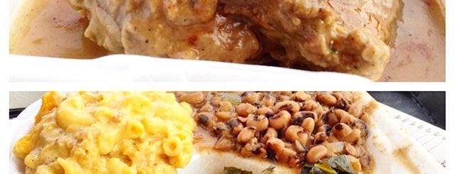 Delicious Southern Cuisine is one of Locais curtidos por Nadim.