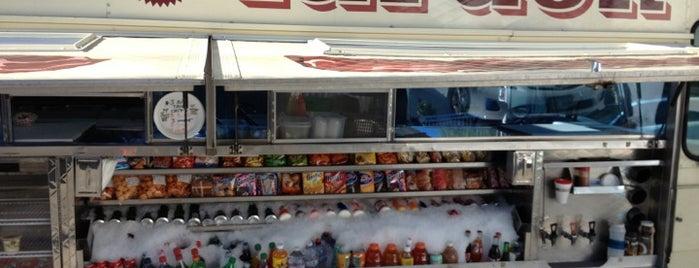 Get Your Lard On is one of LA/OC Food Trucks.