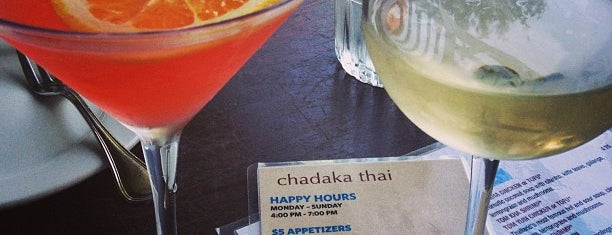 Chadaka Thai is one of KCRW.