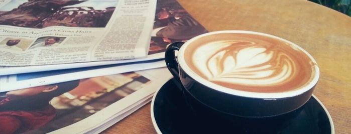 Café Grumpy is one of new york - brooklyn.