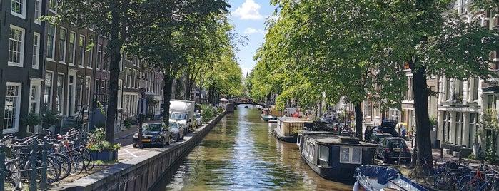 Kees de jongenbrug (Brug 123) is one of Amsterdam.