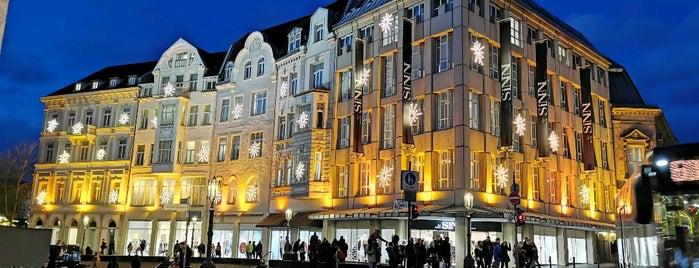 Martinsplatz is one of Bonn.