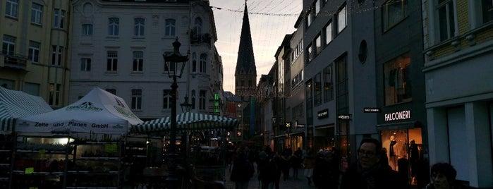 Remigiusstraße is one of Bonn.