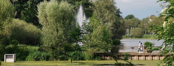 Minigolfanlage Porz-Zündorf is one of Stefanie: сохраненные места.
