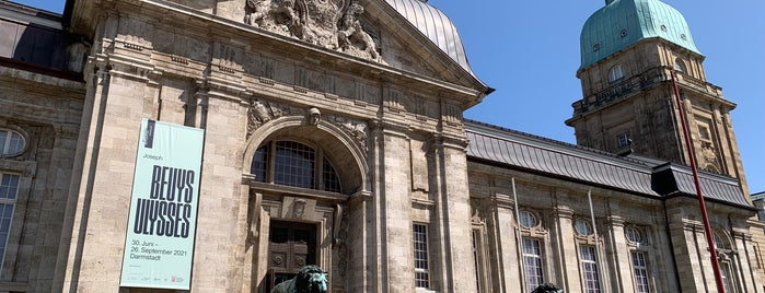 Hessisches  Landesmuseum is one of Darmstadt - must visit.