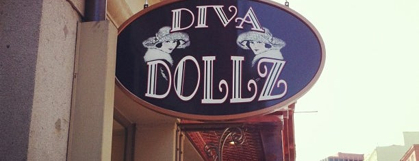 Diva Dollz is one of Slightly Stoopid Approved.
