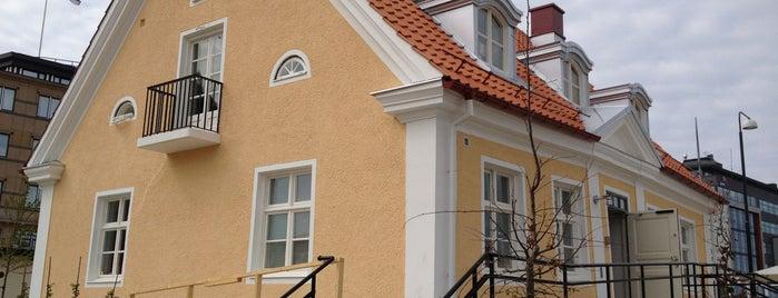 Hamnmästaren is one of Orte, die Balázs gefallen.
