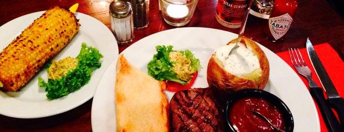 Asado Steak is one of Restaurants-Muenchen.
