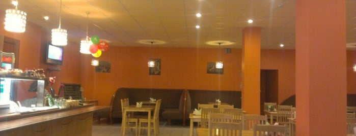 "Bistro | Café ""Bērzkrogs"" is one of Restorāni,bāri,klubi LV."