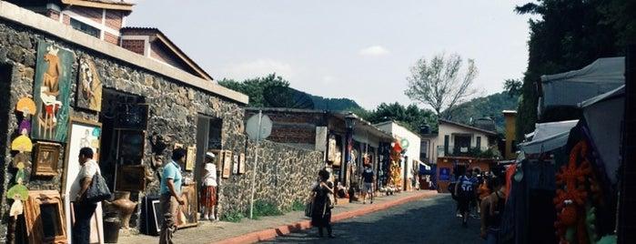 Tepoztlán is one of Lugares favoritos de Carlos.