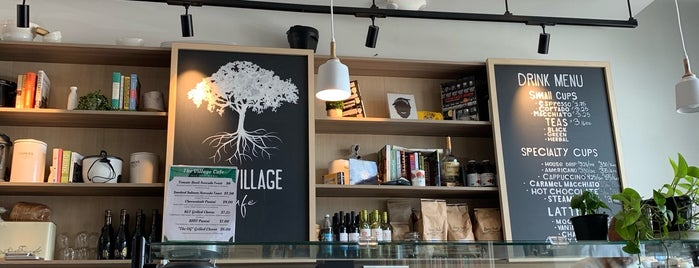 The Village Cafe is one of Rachelさんのお気に入りスポット.