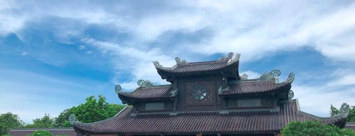 Chùa Bái Đính is one of Sergey 님이 좋아한 장소.
