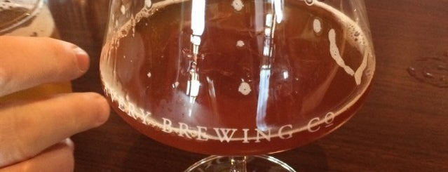 Avery Brewing Company is one of Denver Favorites.