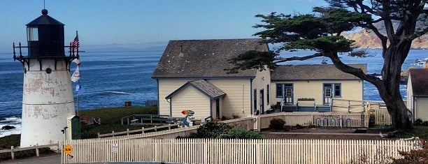 Point Montara Lighthouse Hostel is one of San Francisco Dos.