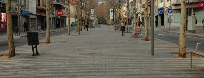 Rambla d'Ègara is one of Gespeicherte Orte von xarop.