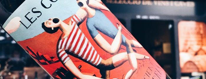 Art De Vins is one of Barcelona // Spain.