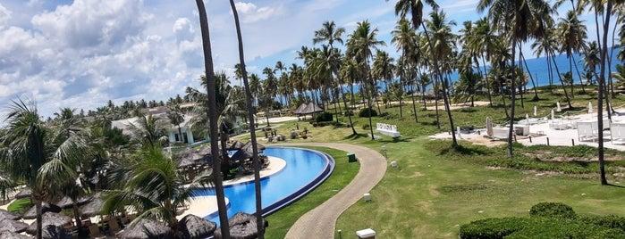Iberostar Praia do Forte is one of Sabrina'nın Beğendiği Mekanlar.