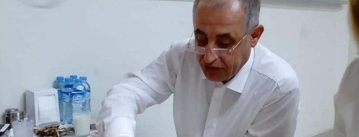 Et Evi Kuzu Kasabı is one of Gidilen Mekanlar 3.