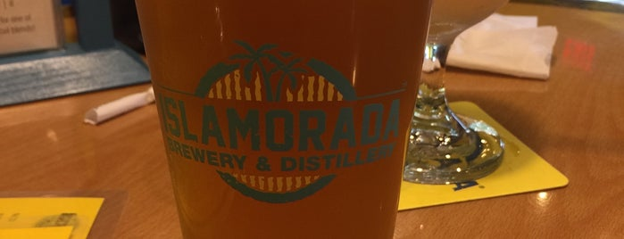 Islamorada Beer Company is one of Keys Dining, Desserting and Fun.