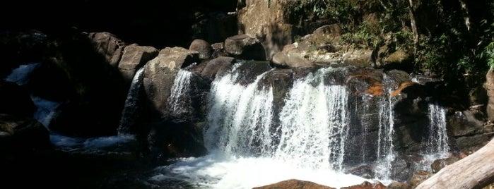 Cachoeira Pedro David is one of Marina 님이 좋아한 장소.