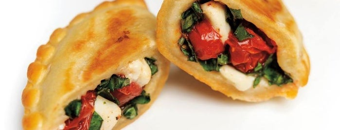 PDX Empanadas is one of TypeCon 2013 Portland Food.