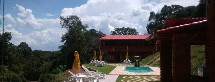 Pousada Serra do Caparaó is one of Lugares favoritos de Larissa.