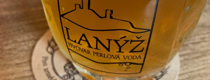 Dvůr Perlová voda is one of Travel - CR.