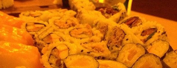 Level Sushi is one of Osvaldo'nun Beğendiği Mekanlar.