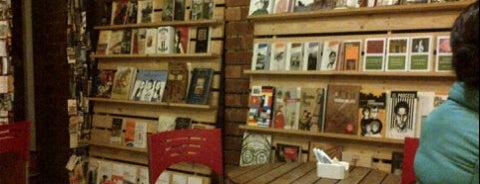 Casa Tomada librería café is one of Colombia.
