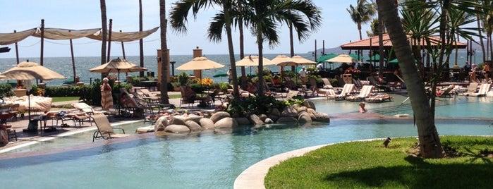 Villa Del Palmar Flamingos Beach Resort is one of Sayulita.