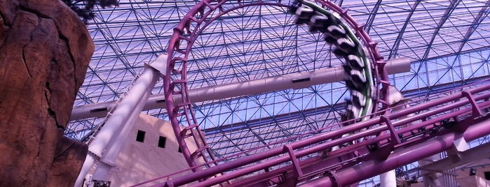 Canyon Blaster - Adventuredome is one of Vegas, BABY.