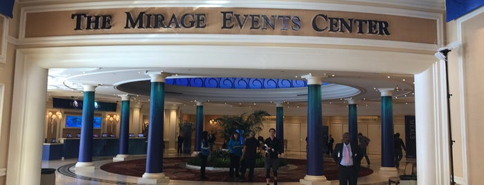 Mirage Events Center is one of Locais curtidos por Karl.