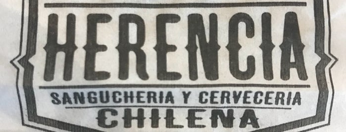 Herencia is one of Sandwiches.