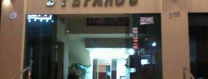 Hotel Stefanos is one of Hoteis/Pousadas.