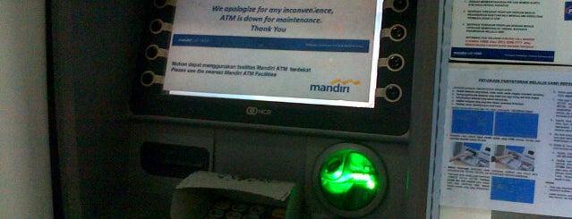 Lokasi Mesin Setoran Cdm Bank Mandiri