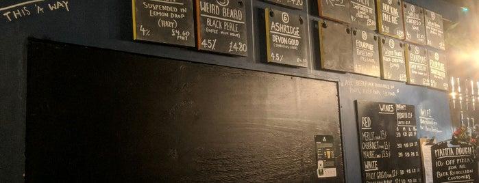 Peckham Beer Rebellion is one of London's Best for Beer.
