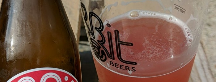Orbit Brewery is one of London's Best for Beer.
