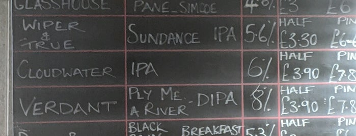 The Hop Locker is one of London's Best for Beer.