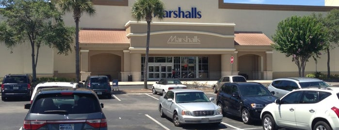 Marshalls is one of LUGARES VISITADOS.