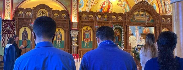 Holy Trinity Greek Orthodox Church is one of Orthodox Churches - Florida.