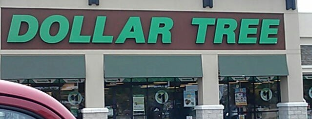 Dollar Tree is one of Lieux qui ont plu à Mary.