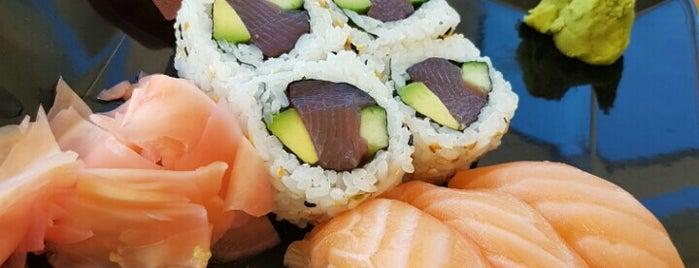 Just Sushi is one of Gespeicherte Orte von Brigitte.