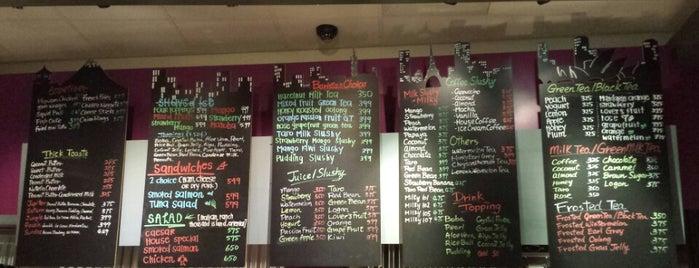 Tea Bar Metro is one of Little hillz + s. Bay.