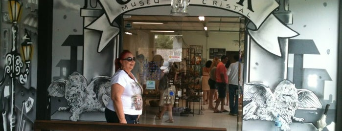GlasPark - Museu do Cristal is one of Blumenau.