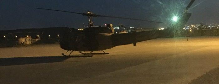 UH-1H Helikopter Filo is one of Yasin : понравившиеся места.